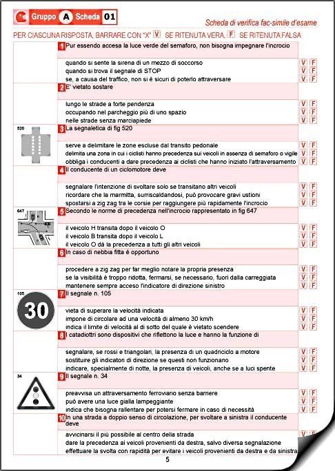 Autoscuole leo - Si possono portare passeggeri con il foglio rosa ...